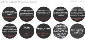 internetozgurdur.com açıldı… #karşıyız demeye devam….