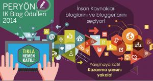 İK Bloggerları Hadi Başvurun: İK BLOG YARIŞMASI