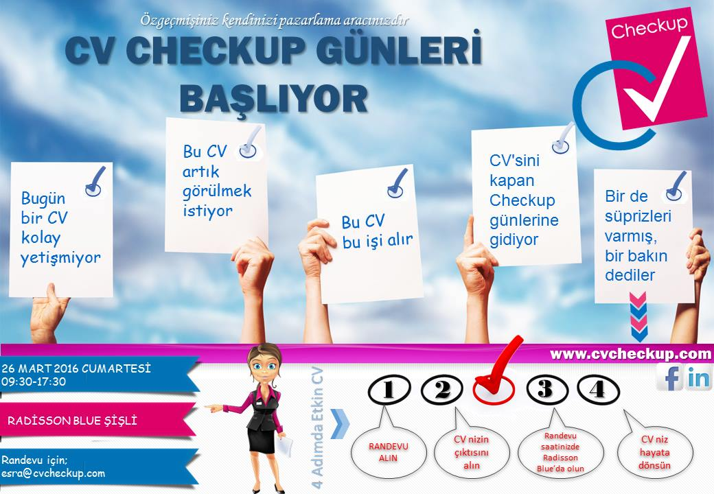 CV Checkup