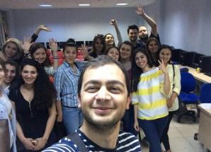 Ege Üniversitesinde Blog Atölyesi