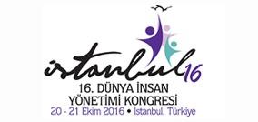 16. Dünya İnsan Yönetimi Kongresi