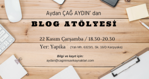Blog Atölyesi