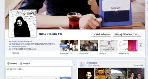 Dilek Oluklu- Yaratıcı Facebook CV
